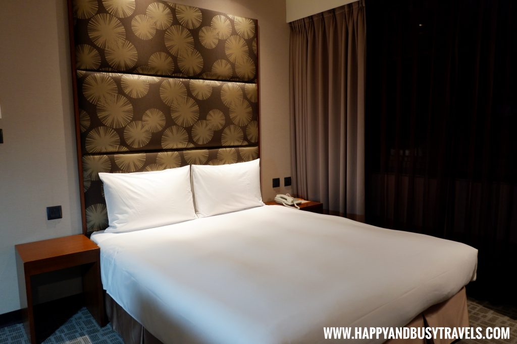 Deluxe Guest Room of Orange Hotel Kaifong Happy and Busy Travels to Taiwan