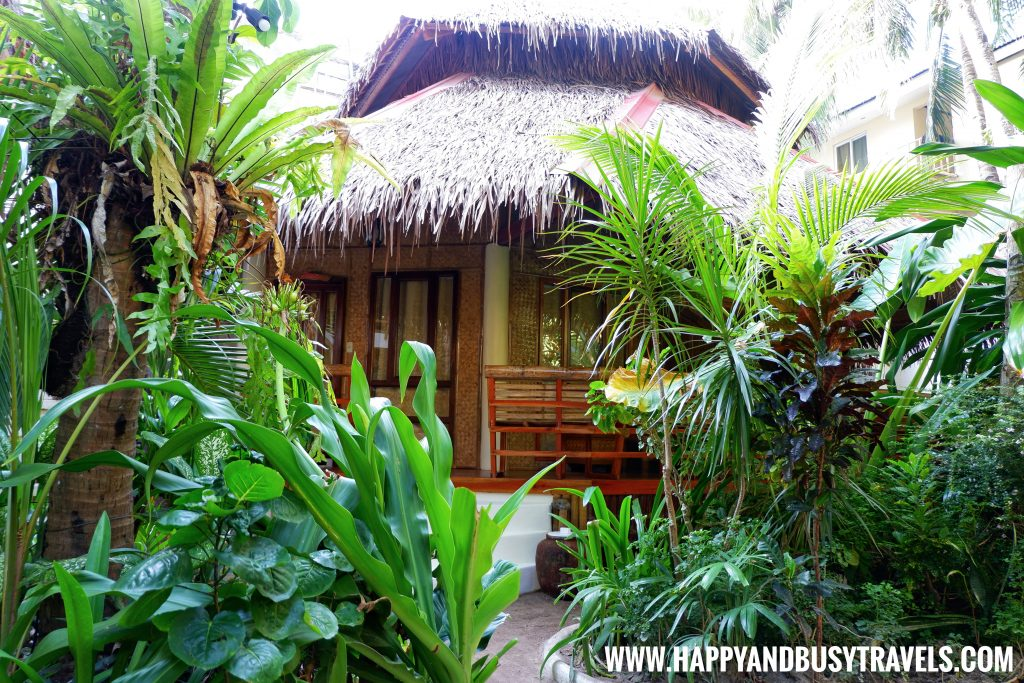 garden of nigi nigi nu noos 'e' nu nu noos beach resort Happy and Busy Travels to Boracay