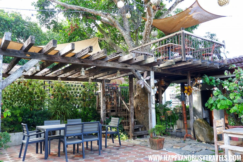 garden of Chavez Estate review of Happy and Busy Travels to Tagaytay Silang Cavite