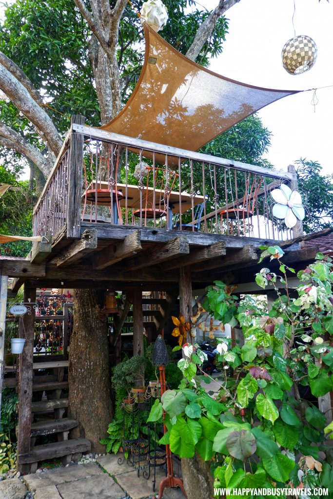 Tree house of Chavez Estate review of Happy and Busy Travels to Tagaytay Silang Cavite