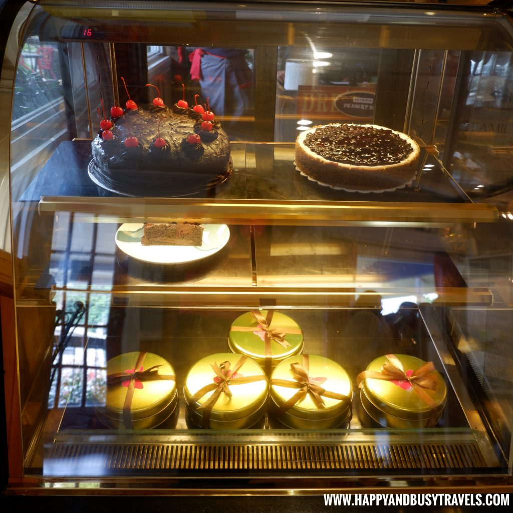 Cakes of Chavez Estate review of Happy and Busy Travels to Tagaytay Silang Cavite