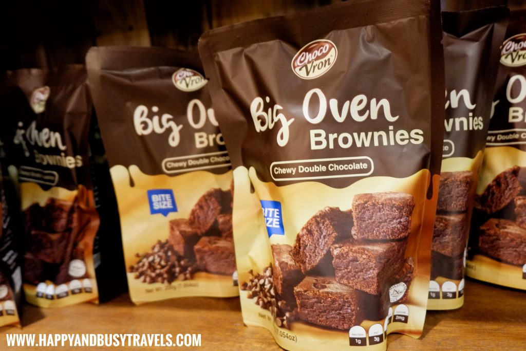 Brownies of Chavez Estate review of Happy and Busy Travels to Tagaytay Silang Cavite