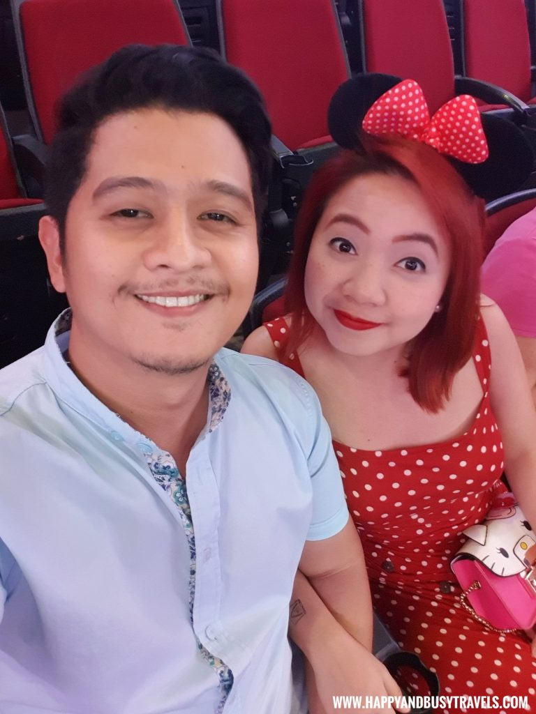 Disney on Ice 2018 review of Happy and Busy Travels Blog
