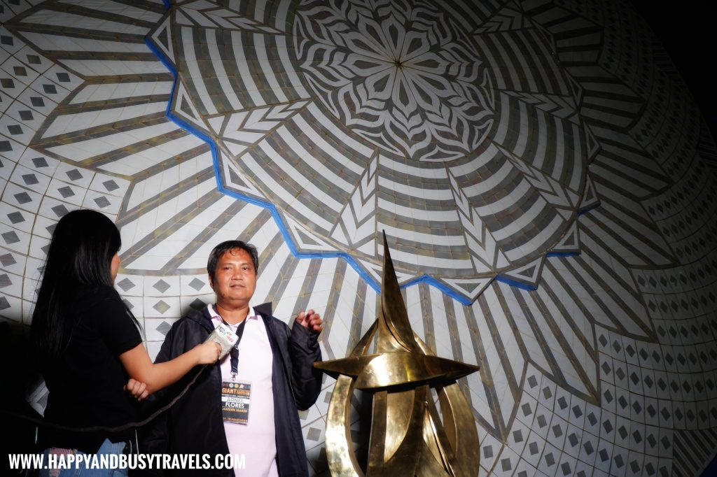 Giant Lantern Festival 2018 review of Happy and Busy Travels to San Fernando Pampanga