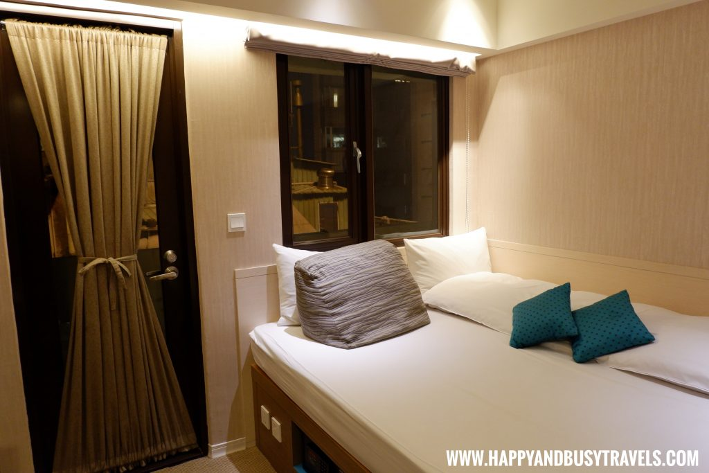 Orange Hotel Ximen review of Happy and Busy Travels to Taiwan