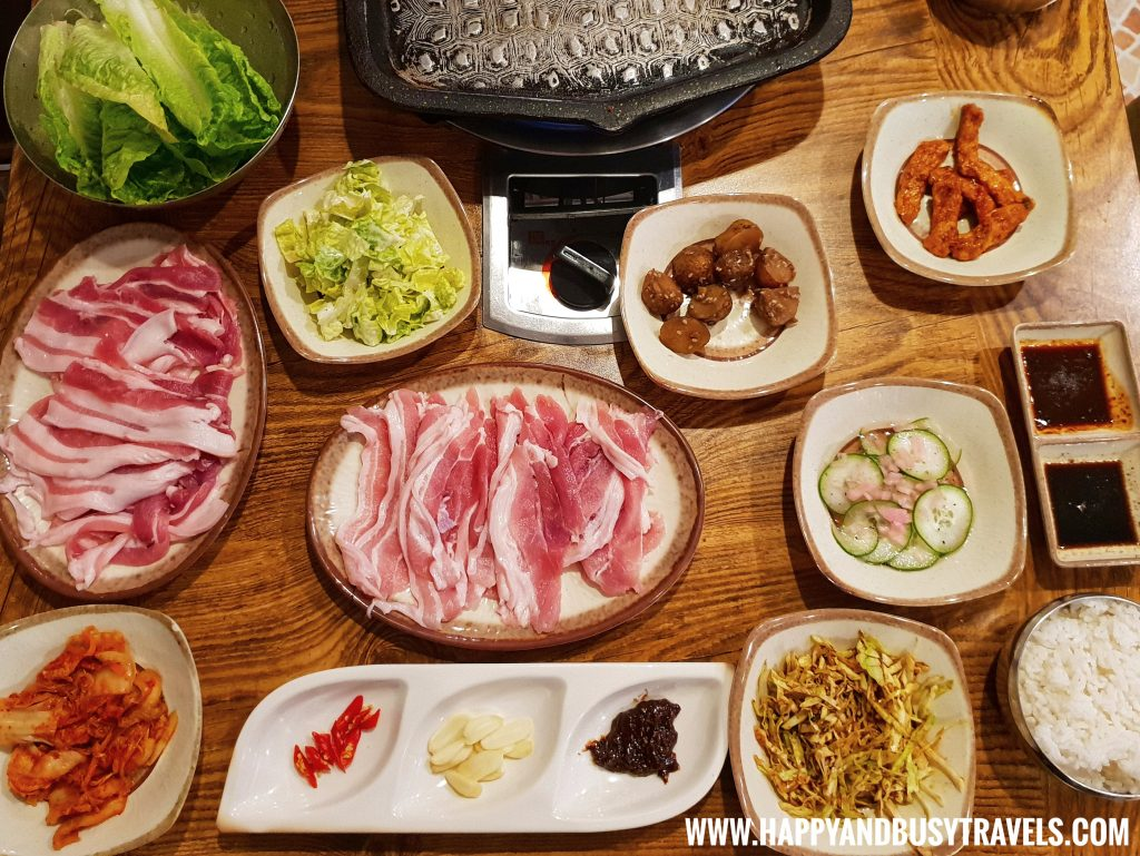 Alpina Monte Carlo Korean Grill samgyeopsal Review