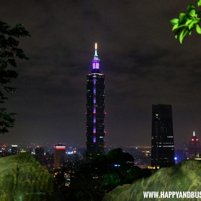 Elephant Mountain 象山 Xiangshan review of Happy and Busy Travels