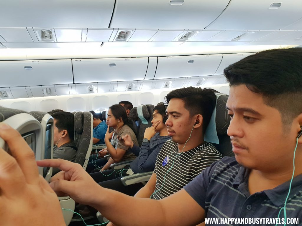 Fly with Eva Air Review of Happy and Busy Travels