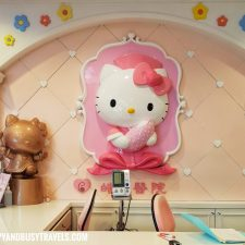 Hello Kitty Maternity Hospital 皓生醫院 visit