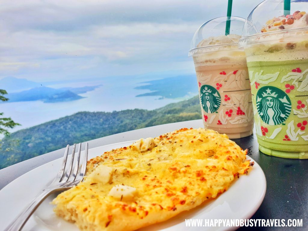 Starbucks Domicillo Tagaytay Review of Happy and Busy Travels