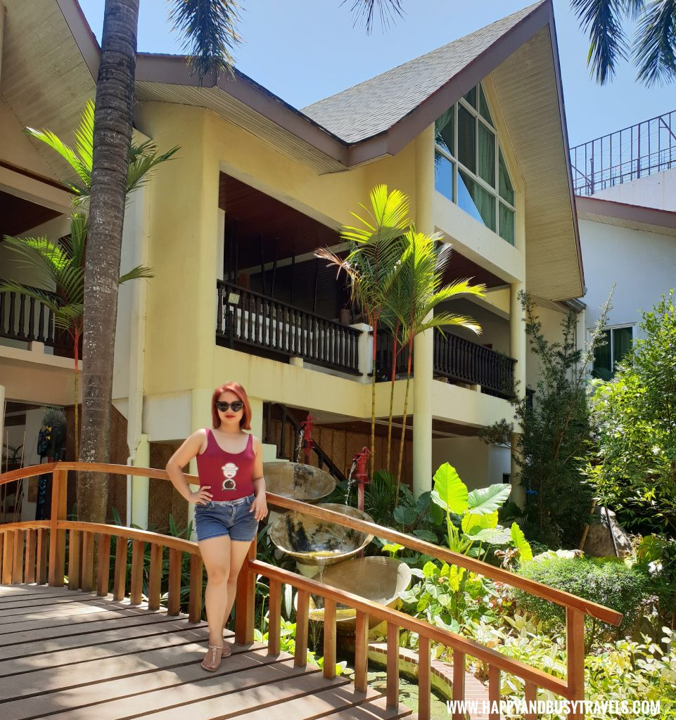 Pinjalo Resort Villas Boracay Resort review and blog of Happy and Busy Travels