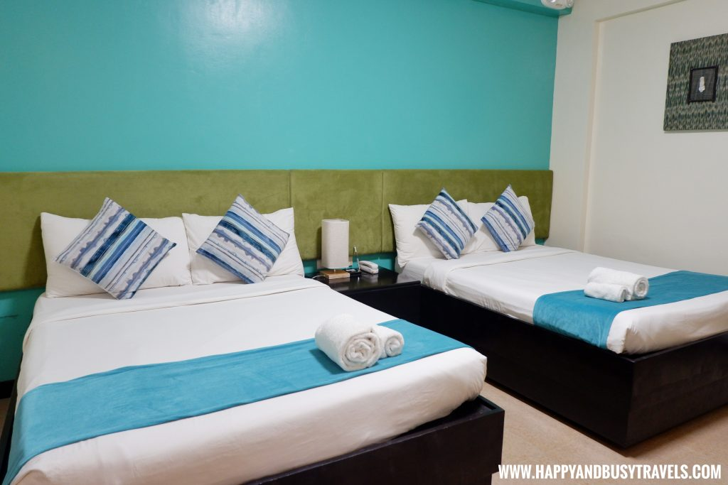 Where to stay in boracay? Residencia Boracay hotel and resort in station 1 boracay review of Happy and Busy Travels