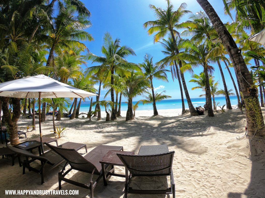 Where to stay in boracay Residencia Boracay hotel and resort in station 1 boracay review of Happy and Busy Travels