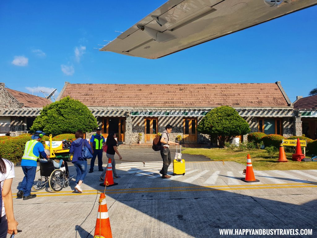 Basco Batanes Airport -Batanes Travel guide and Itinerary for 5 days - Happy and Busy Travels to Batanes - Batanes 5 day Itinerary