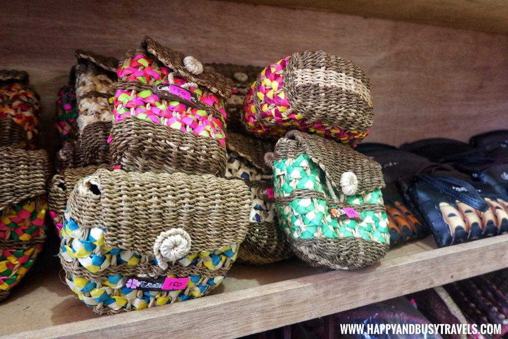 Bags Where to buy Souvenirs in Batanes?