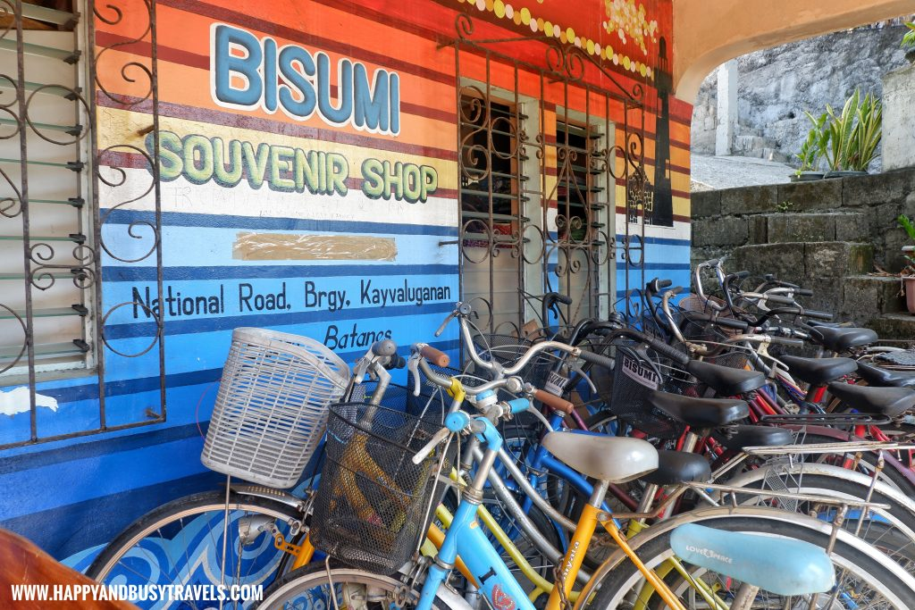 Bisumi Souvenir Shop - Where to buy Souvenirs in Batanes?