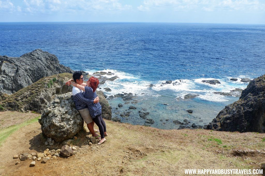 Chamantad Tinyan viewpoint Sabtang Batanes - Batanes Travel Guide and Itinerary for 5 days - Happy and Busy Travels