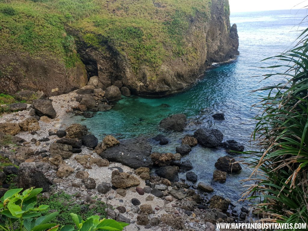 Hohmoron Blue Lagoon - Batanes Travel Guide and Itinerary for 5 days - Happy and Busy Travels