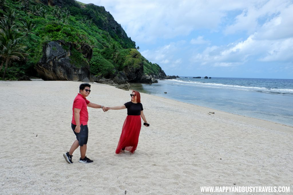 Maydangeb White Beach South Batan- Batanes Travel Guide and Itinerary for 5 days - Happy and Busy Travels