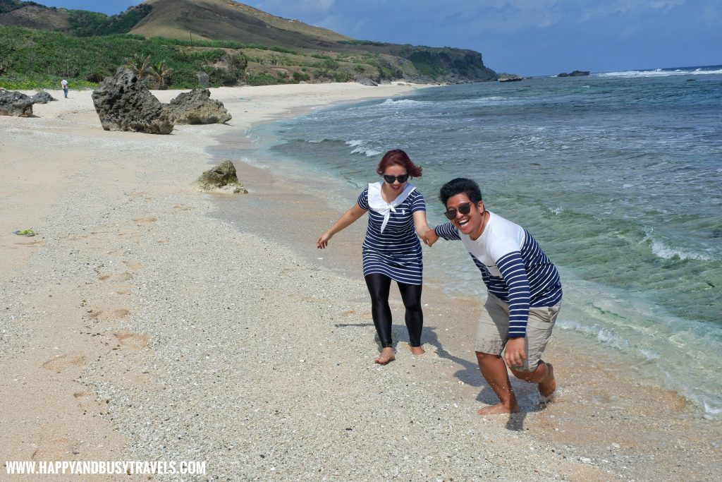 Morong Beach Sabtang Batanes - Batanes Travel Guide and Itinerary for 5 days - Happy and Busy Travels