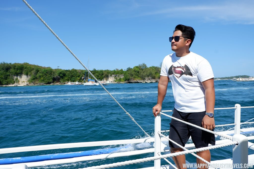 Going to Ocean's Edge Resort Carabao Island Romblon Review Happy and Busy Travels
