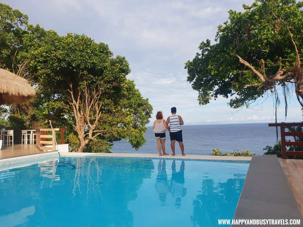 Swimming Pool Ocean's Edge Resort Carabao Island Romblon Review Happy and Busy Travels