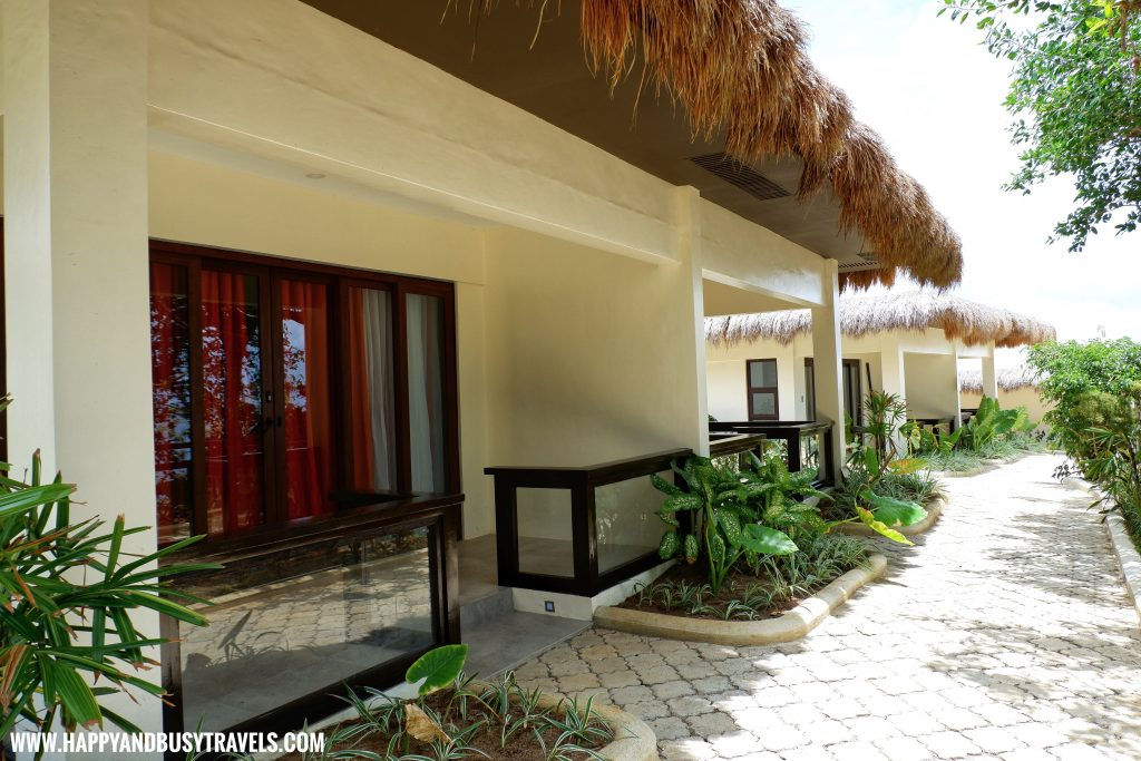 Studio Villa Ocean's Edge Resort Carabao Island Romblon Review Happy and Busy Travels