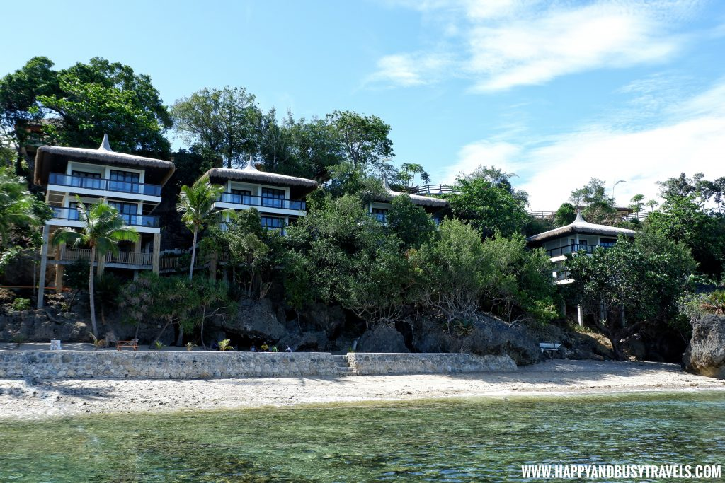 Muni Muni Villas at Ocean's Edge Resort Carabao Island Romblon Review Happy and Busy Travels