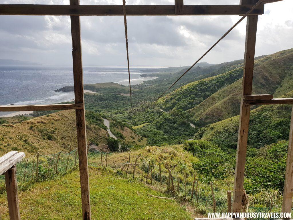 Zipline in Sabtang Batanes - Tourist Spots in Sabtang