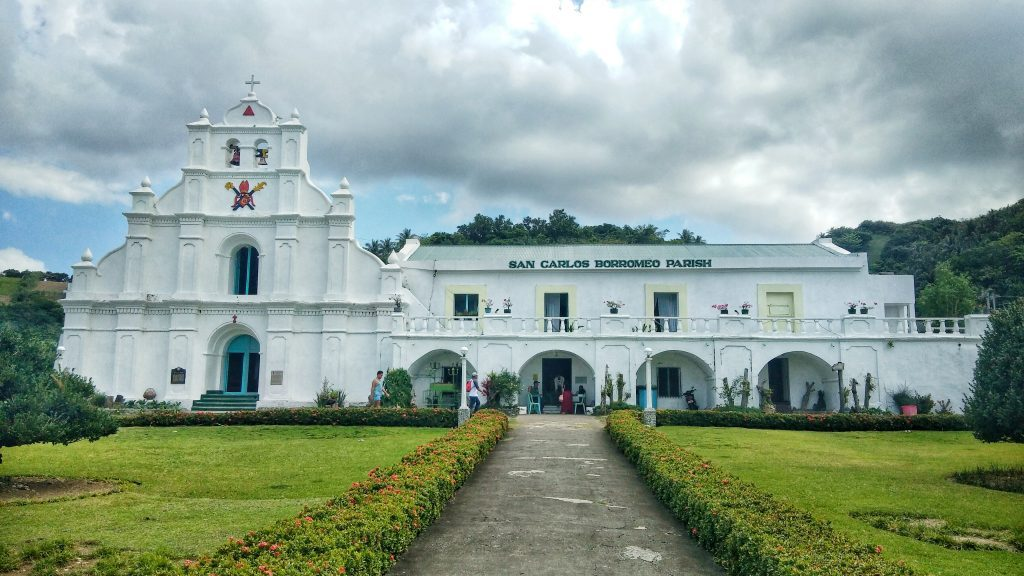 San Carlos Borromeo Church South Batan- Batanes Travel Guide and Itinerary for 5 days - Happy and Busy Travels