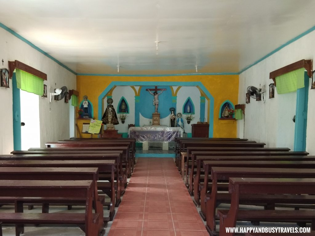 St Thomas Aquianas Chapel Savidug Village Sabtang Batanes - Batanes Travel Guide and Itinerary for 5 days - Happy and Busy Travels