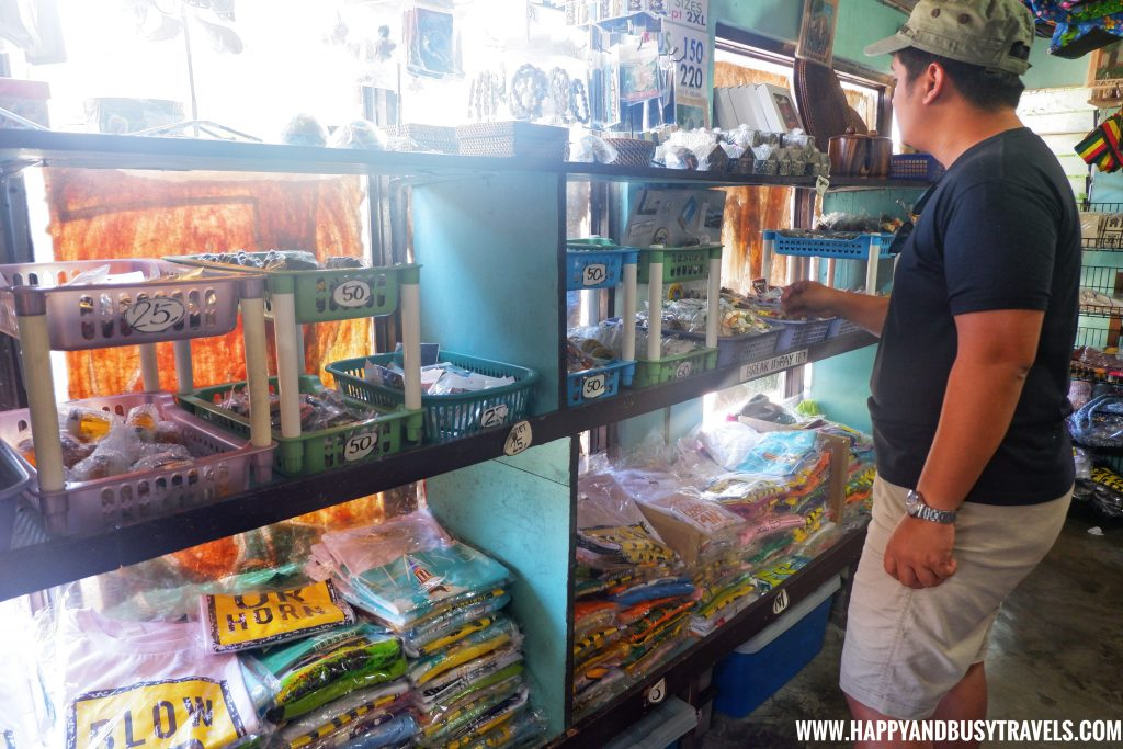Where to buy Souvenirs in Batanes?