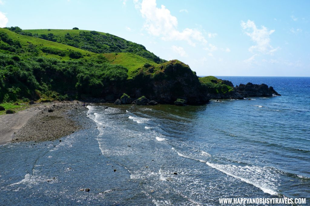 View from the Welcome to Batanes Sign - Batanes 5 day Itinerary of Happy and Busy Travels