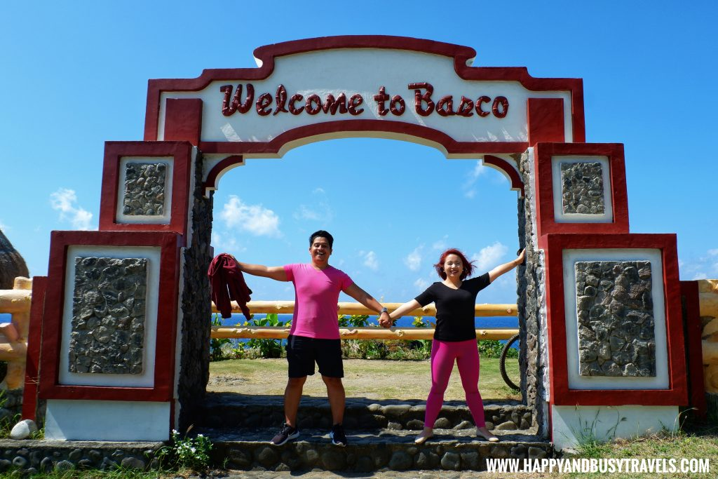 Welcome to Batanes Sign - Batanes 5 day Itinerary of Happy and Busy Travels