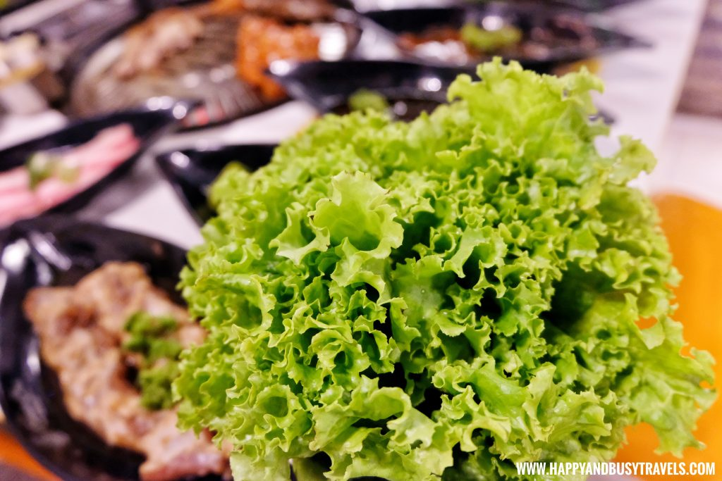 Fantastic Chef Taft Samgyup Lettuce - Happy and Busy Travels