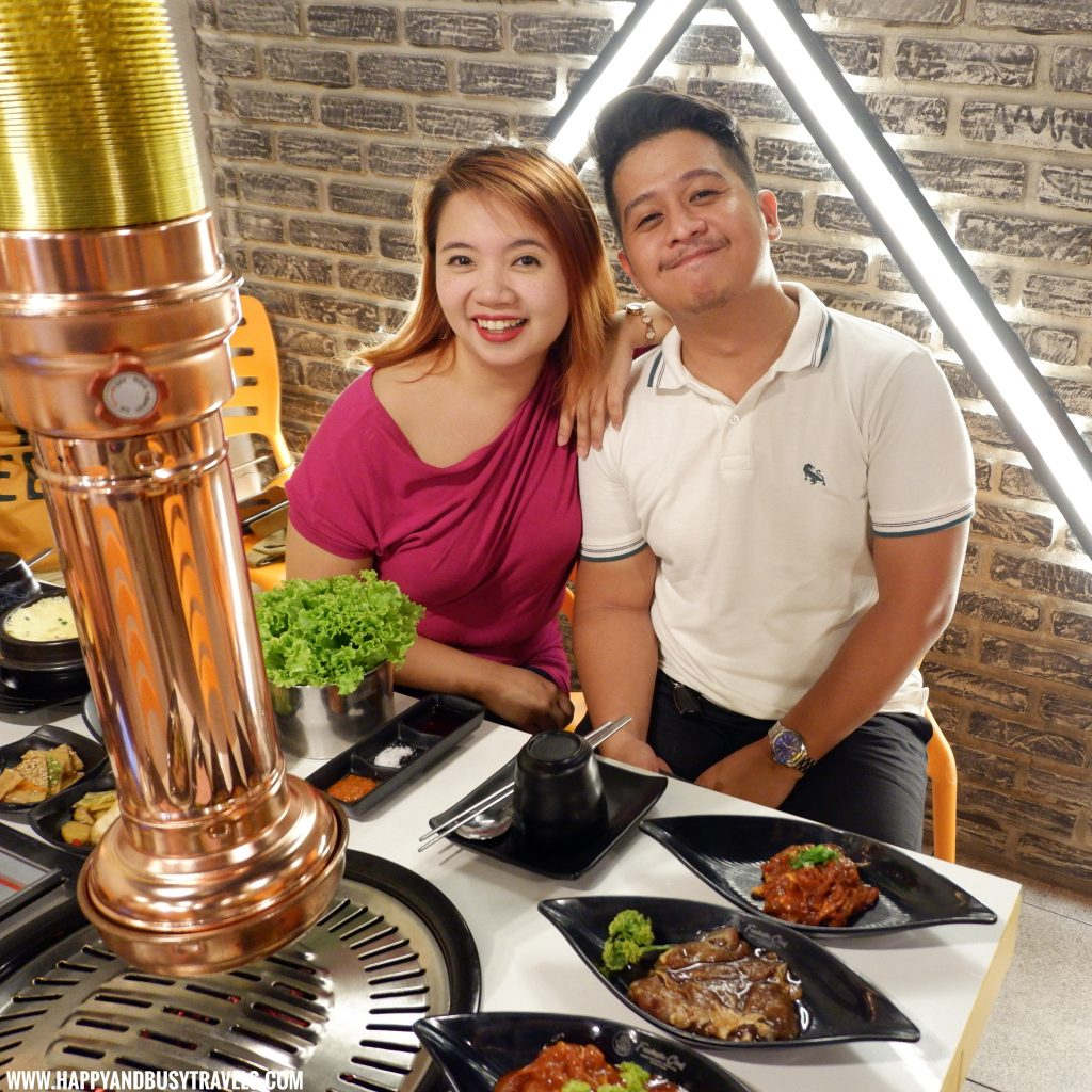 Fantastic Chef Taft Samgyup - Happy and Busy Travels