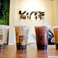 Vin's Creation Milk Tea Shop Review of Happy and Busy Travels