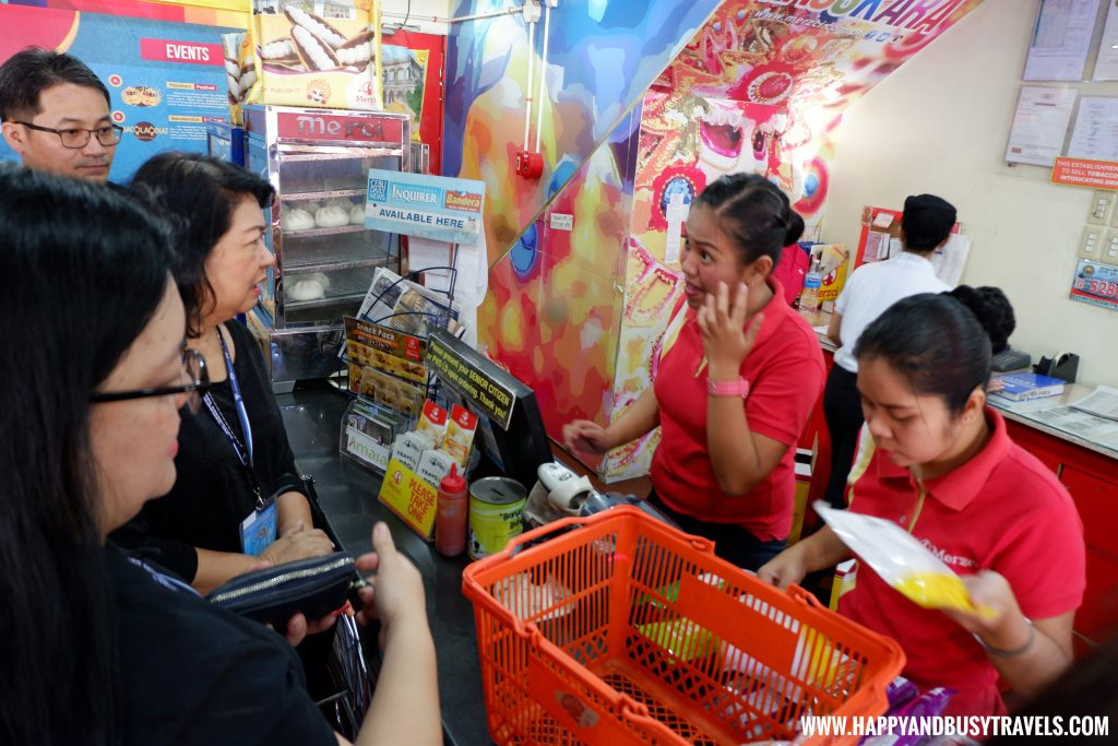 Merzci Pasalubong store Bacolod TOAP Tour Happy and Busy Travels
