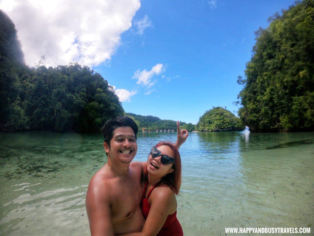 Club Tara Resort Surigao Del Norte Stilt Resort romantic jacuzzi - Happy and Busy Travels
