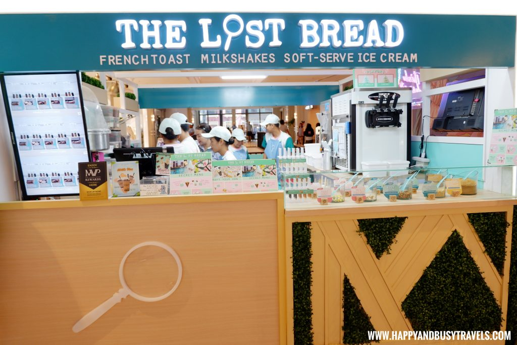 The Lost Bread Evia Branch
