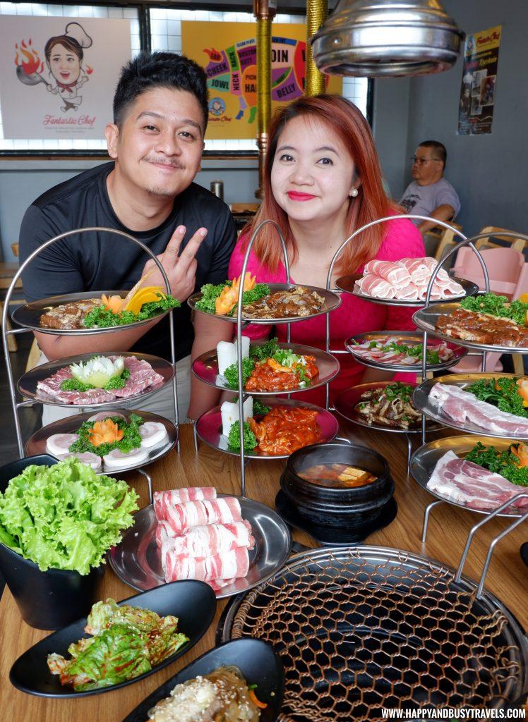 Fantastic Chef Remedios Samgyeupsal
