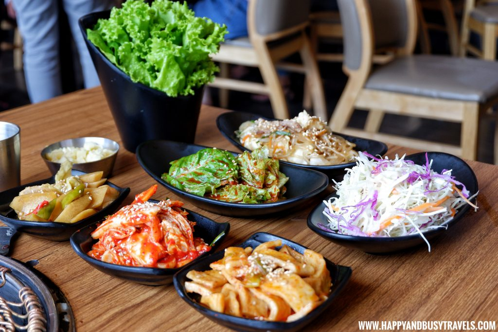 Fantastic Chef Remedios Samgyeupsal Side Dishes