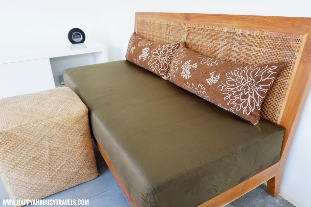 Sofa Bed in Royal Villa