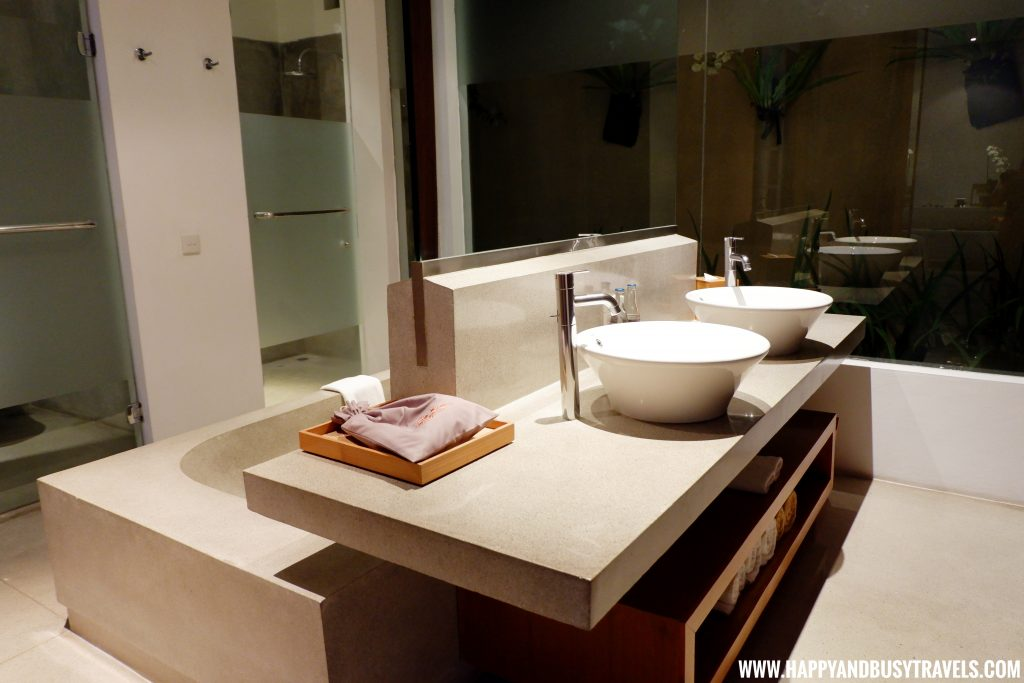 Comfort room royal villa of Uma Sapna Villa Hotel and Resort in Seminyak Kuta Bali Indonesia