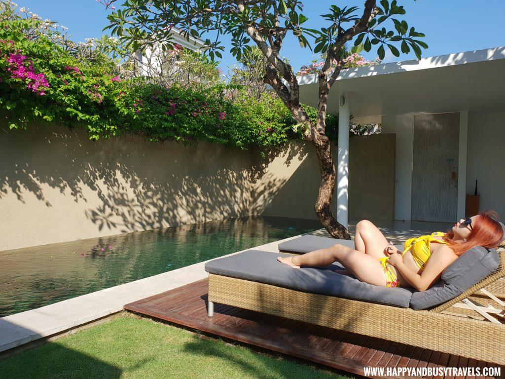 Garden Uma Sapna Villa Hotel and Resort in Seminyak Kuta Bali Indonesia