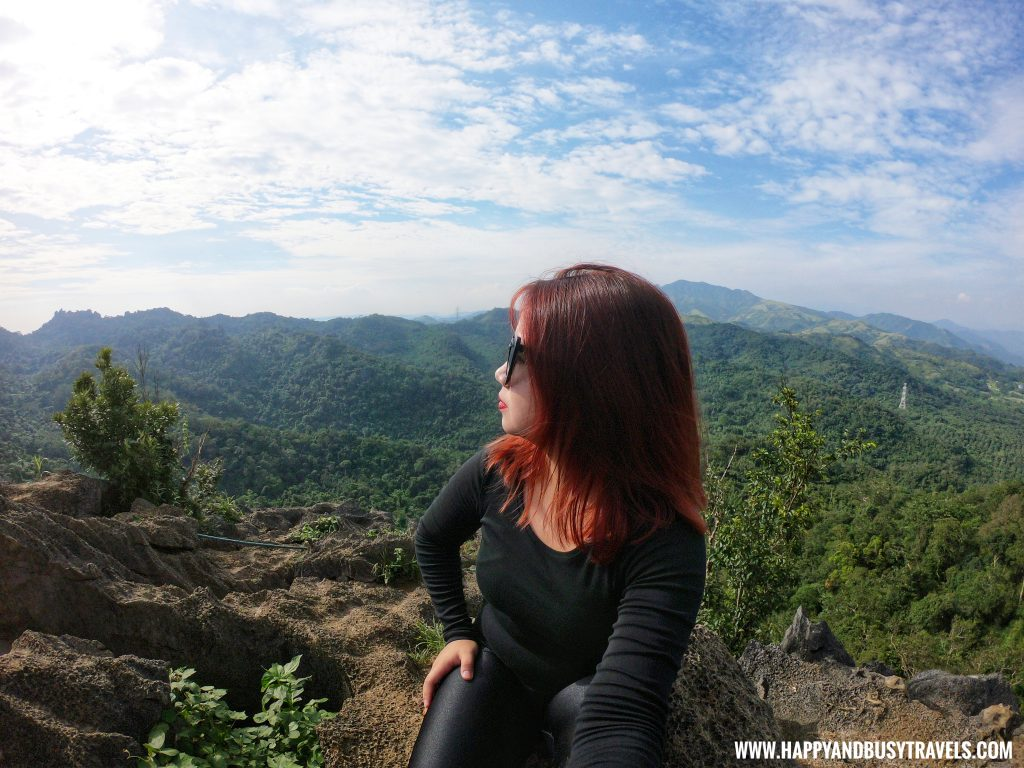 Tourist Spots in Tanay Rizal - Nagpatong Rock Formation