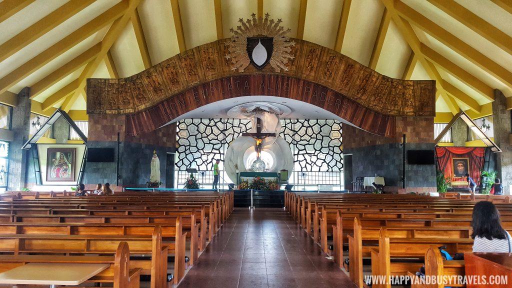 Tourist Spots in Tanay Rizal - Regina Rica