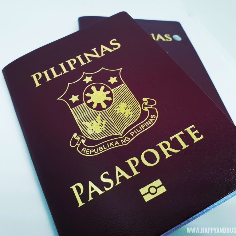 Philippine Passport Renewal and application