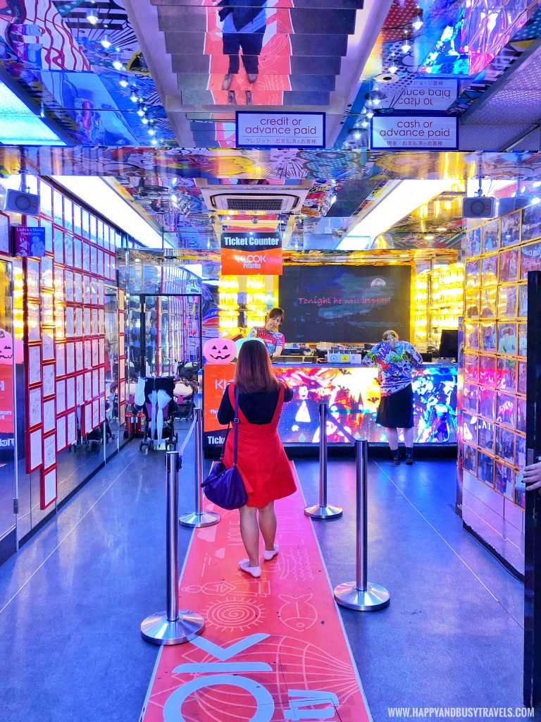 Klook VIP entrance for Robot Restaurant