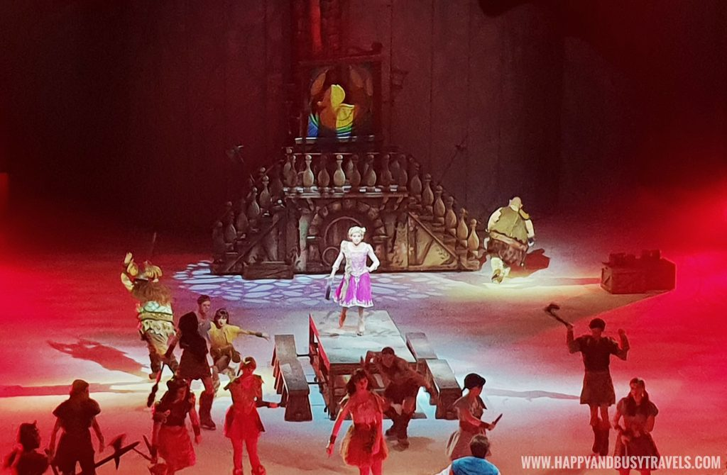 Disney on Ice 2019 tangled rapunzel